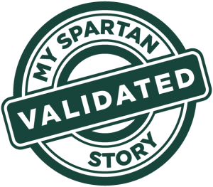 My Spartan Story -- Validated